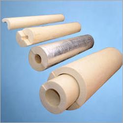 Rigid PU Foam Pipe Section