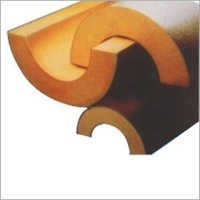 Rigid Polyurethane Pipe Support
