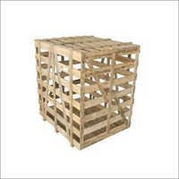 Machine Packing Wooden Boxes