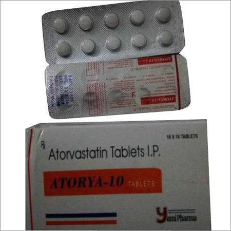 Atorvastatin 10 Mg Tablets
