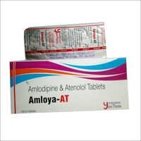 Amlodipine and Atenolol Tablets