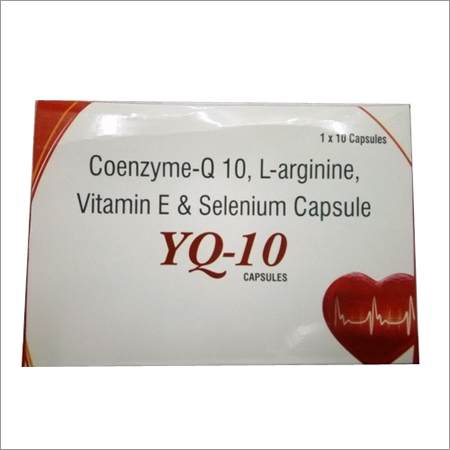 Co Enzyme Q 10 Capsule