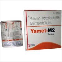 Metformin 500 Mg Sr Glemepride 2 Mg