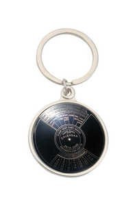 Fifty Year Calendar Key Chain