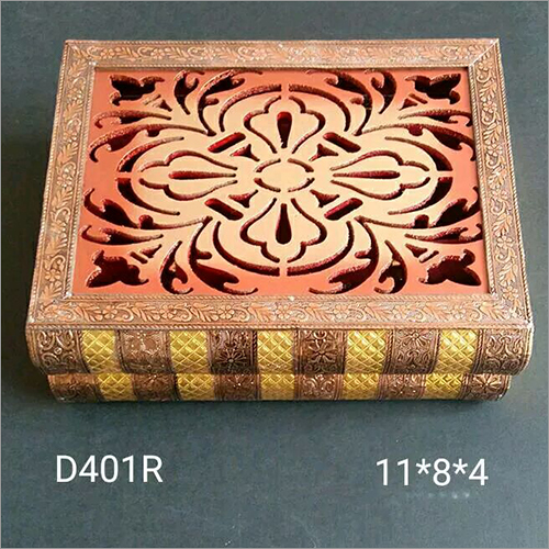 wooden Bangle Box