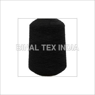 Black Elastic Yarn