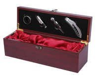 Cherry Wood Wine Box