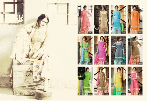 RANI FASHION (RAGINI VOL-1) GHAGRA & PLAZO STYLE WHOLESALE