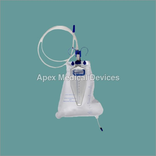 Urometer With Urine Bag