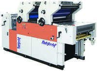 2 Color Bag Printing Machine