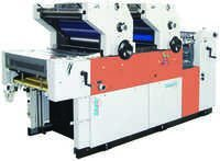 2 Color Non Woven Bag Printing Machine