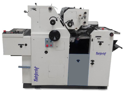 2 Color Non Woven Satellite Printing Machine
