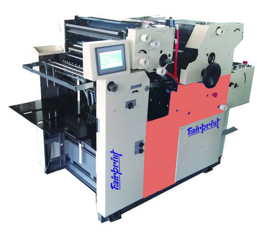2 Color Satellite Bag Printing Machine
