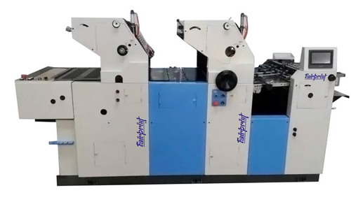 Double Color Non Woven Bag Printing Machine