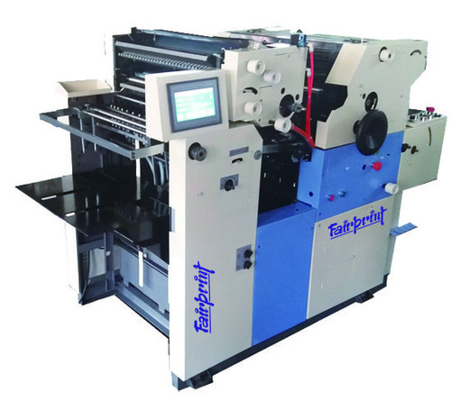 Double Color Non Woven Satellite Printing Machine