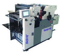 Double Color Satellite Bag Printing Machine