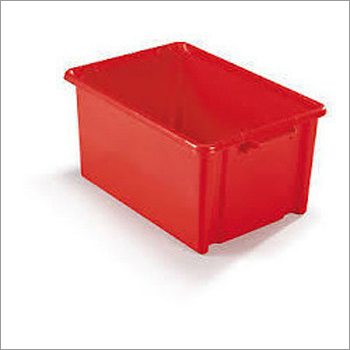 Rectangular Plastic Tub