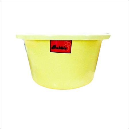 Coloured Plastic Tub