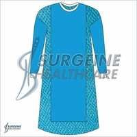 Full Reinforced Hospital Gown
