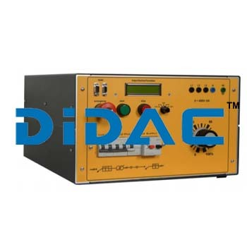 Variable Three Phase Power Supply