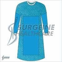 Reinforced Hospital  Gown