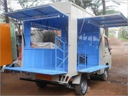 Food Mobile Van Counter