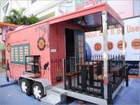 Industrial Food Trailers
