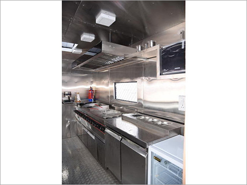 Food Van Kitchen