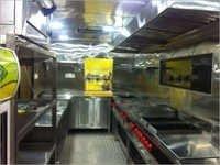 Food Van Kitchen