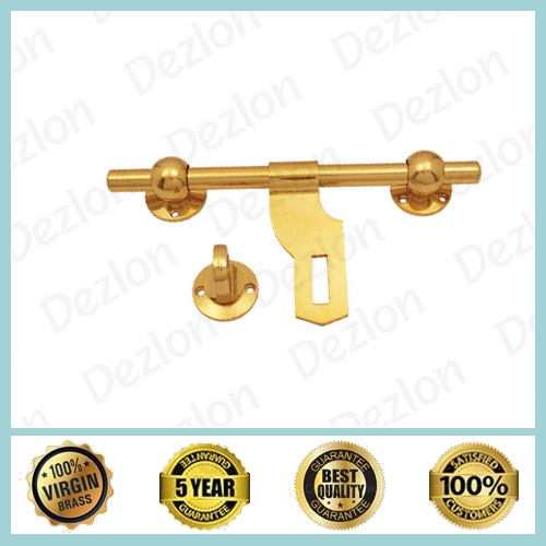 Brass V Plain Aldrop