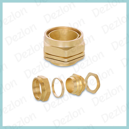 Brass BW 3 Part Cable Glands
