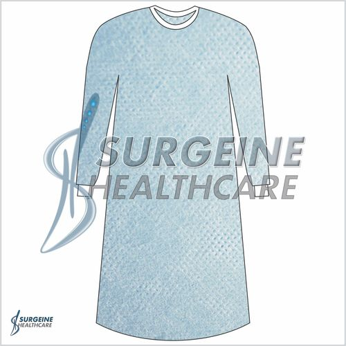 Breathable Viral Barrier Gown