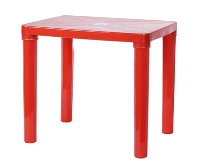 Various Color Plastic Study Table