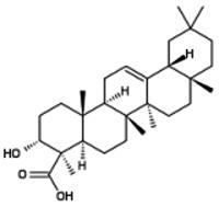 Boswellic acid, mixture of α and β