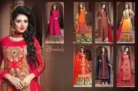 ONLY TRENDZ (BRIDAL-2) DESIGNER LEHENGA SUITS WHOLESALE