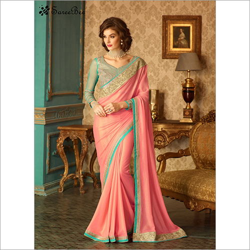 Party Wear Georgette Sarees
