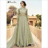 Floor Length Anarkali Salwar Kameez