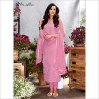 Embroidered Straight Salwar Kameez