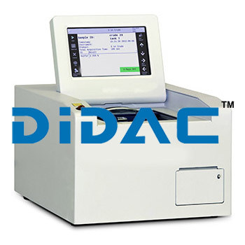 Benchtop Elemental Analyzer