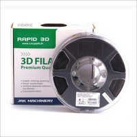 Pla Plus Black 1.75 Mm 1 Kg 3d Printer Filament