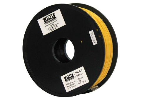 Pla Plus Gold 1.75 Mm 1 Kg 3d Printer Filament