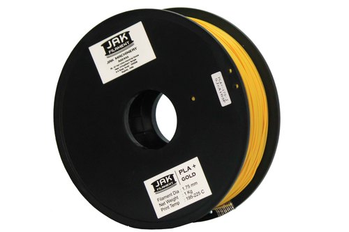 Pla Plus Gold 1.75 Mm 1 Kg 3d Printer Filament