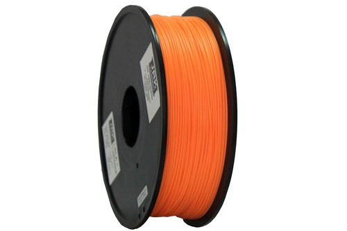 Pla Plus Orange 1.75 Mm 1 Kg 3d Printer Filament