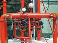 Hydrant Fire System