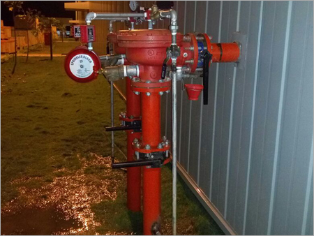 Hydrant System Fire