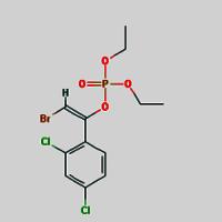 Bromfenvinphos-ethyl