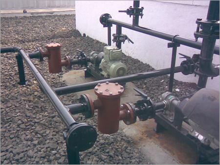 Diesel Handling System