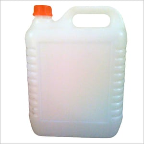 Plastic Edible Oil Can