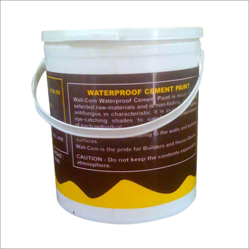4 LTR Paint Containers