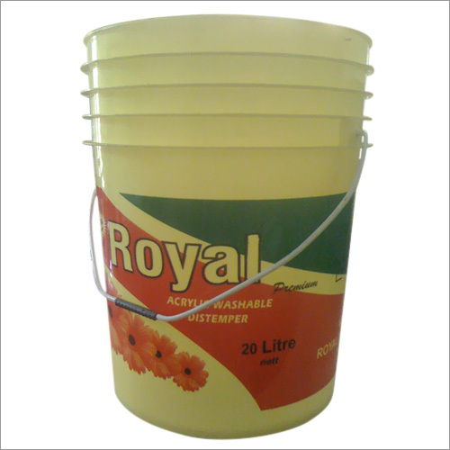 20 LR Buckets Water Containers